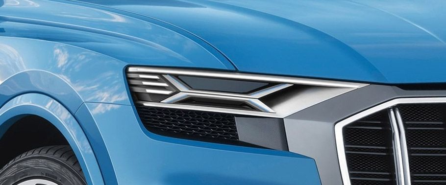 audi-q8-headlight