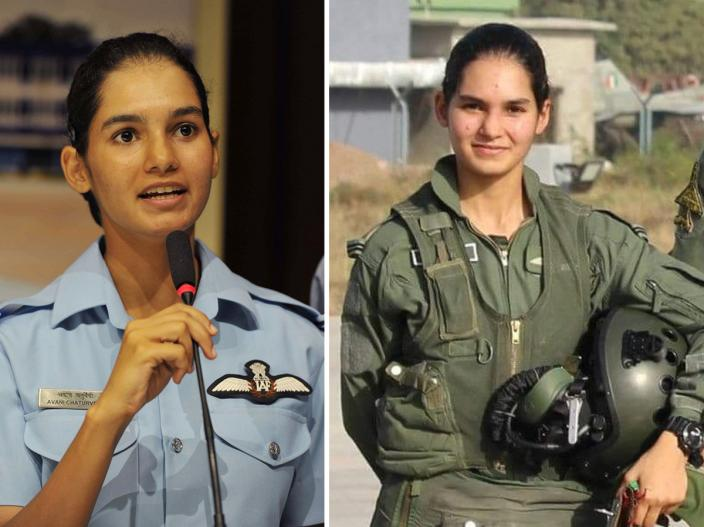 avani-chaturvedi-first-woman-fly-fighter-aircraft-2
