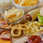 Avoid eating junk-food as it's not good for health