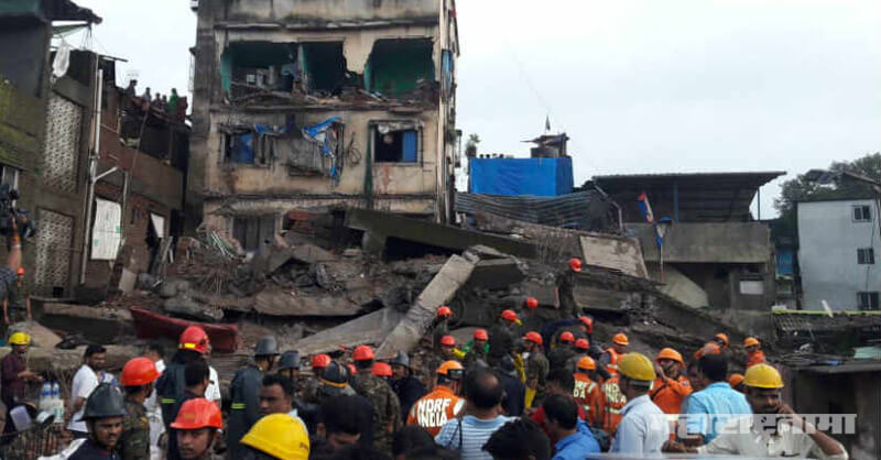 Bhiwandi, Building Collapsed
