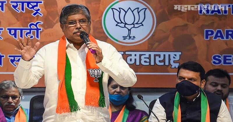 Maharashtra BJP, 2024 Loksabha Election, Chandrakant Patil