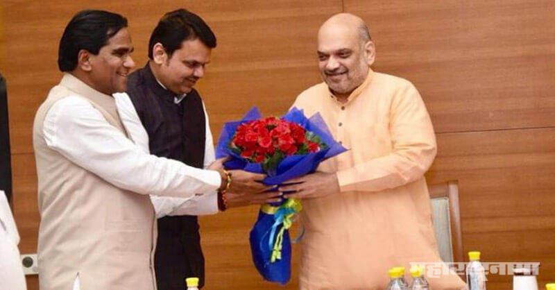 Maharashtra Assembly Election 2019, Amit Shah, Devendra Fadnavis