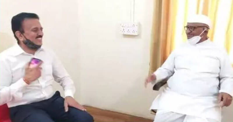BJP leader Girish Mahajan, Anna Hajare, New agriculture laws, Farmers Protest