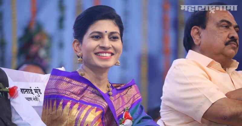 MP Raksha Khadse
