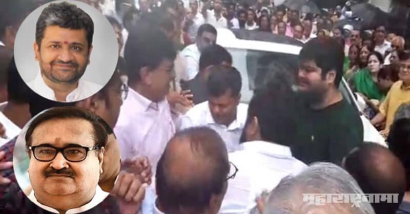 BJP Prakash Mehta, BJP Parag Shah, BJP Maharashtra, Maharashtra Vidhansabha Election 2019