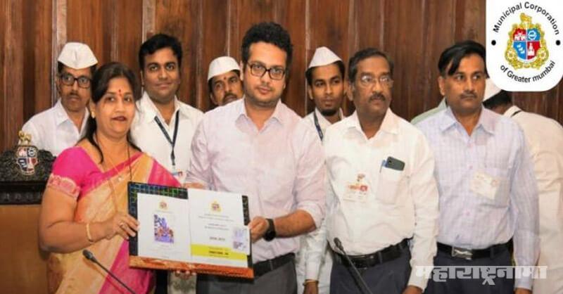 BMC standing committee, BMC Commissioner Praveen Pardeshi, BMC Annual Budget