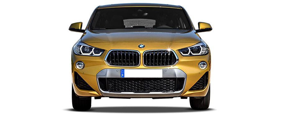 bmw x2-front-view