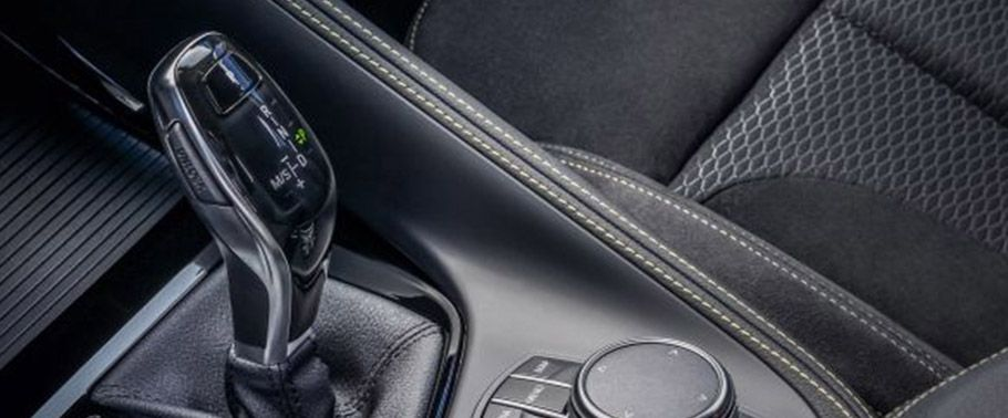 bmw x2-gear-shifter