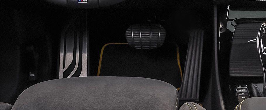 bmw x2-pedals