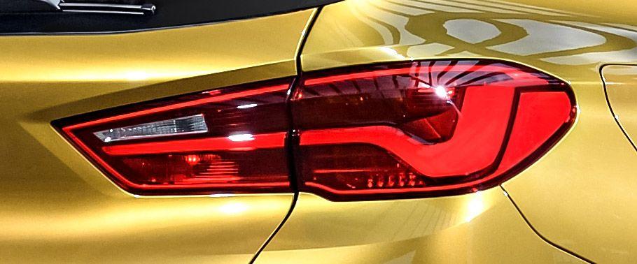 bmw x2-taillight