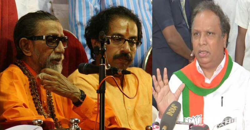 BJP MLA Ashish Shelar, MahaVikas Agahdi, Bharat bandh, Protesting farmers