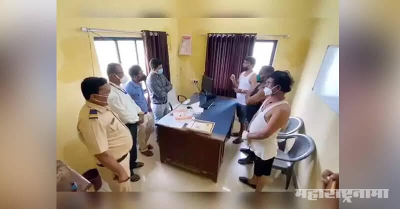 Shivsainik, Chaddi baniyan agitation, Vasai, Mahavitaran