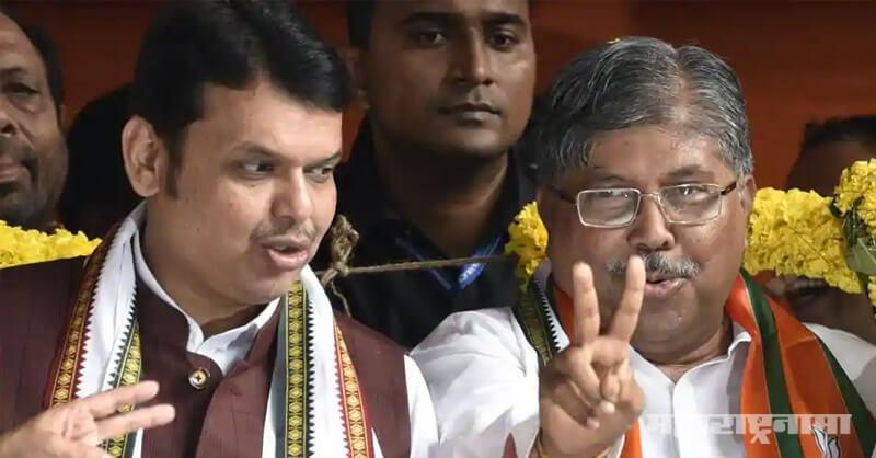 BJP, 400 seats, 2024 loksabha election, Chandrakant Patil