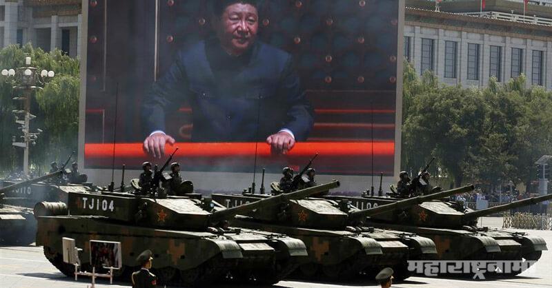 China, President Xi Jinping, war increase military training