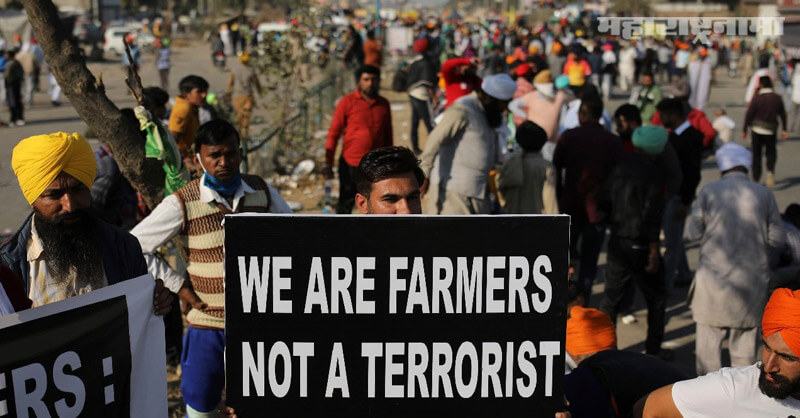 Chief Justice of India, Attorney general, Khalistanis infiltrated, farmers protest