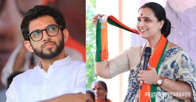 BJP leader Chitra Wagh, RSS, Dharavi