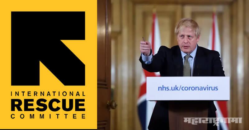 UK IRC Report, Corona Crisis Covid 19