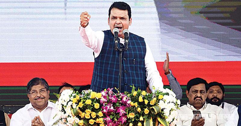 MP Sanjay Raut, Aaj ke Shivaji Narendra Modi