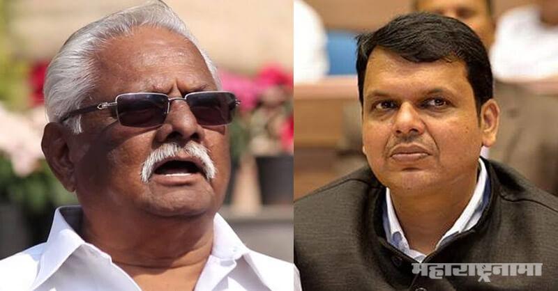 Ex MLA Anil Gote, Ex CM Devendra Fadnavis