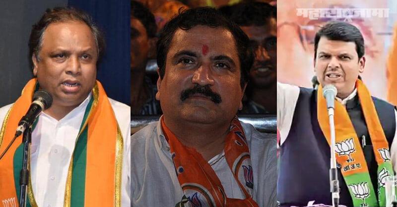Political game, MLA Ashish Shelar, Mumbai Municipal Corporation Election 2022, MLA Atul Bhatkhalkar