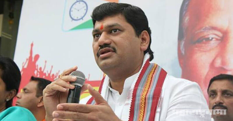Congress spokesperson Sachin Sawant, BJP women cell, Dhananjay Munde