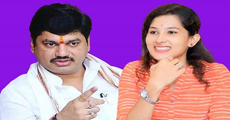 Minister Dhananjay Munde, Pooja Chavan, suicide case