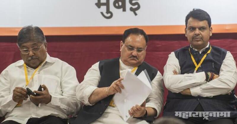 BJP National President JP Nadda, BJP Navi Mumbai Mahaadhiveshan