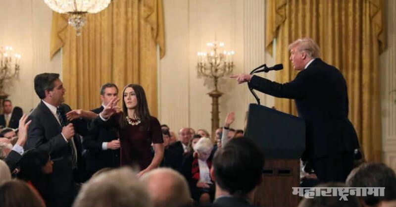 Covid 19, Corona Crisis, US President Donald Trump, Press Conference