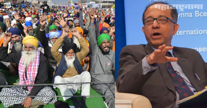 Allegations, farmers protest, Spreading bird flu, Kaushik Basu
