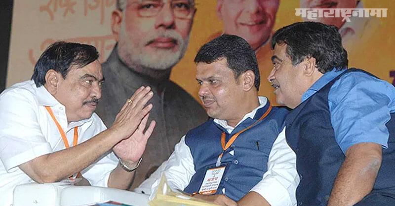 Retweeting, NCP Jayant Patil, BJP Eknath Khadse, PM Narendra Modi