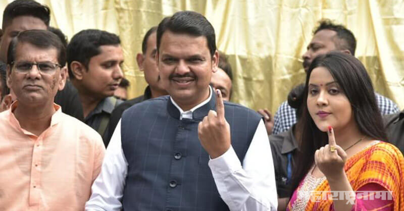 Maharashtra Vidhansabha Election 2019, CM Devendra Fadnavis