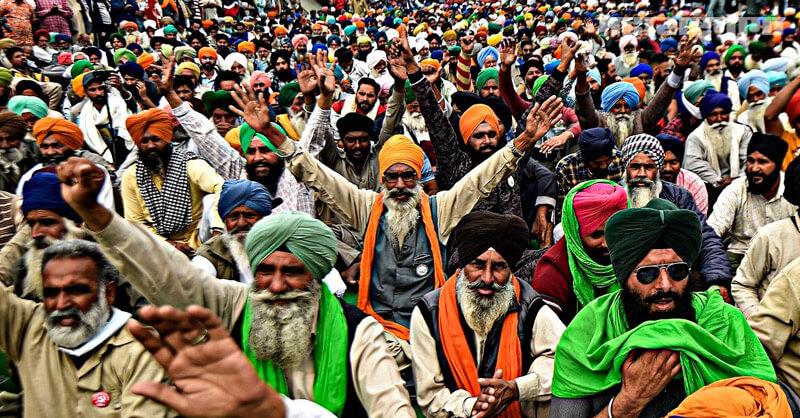 Farmers protest, farmer Commit suicide, PM Narendra Modi, Amit Shah