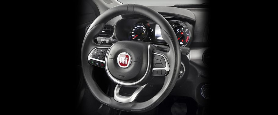 fiat argo-steering-wheel