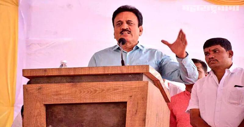 FIR complain, BJP leader Girish Mahajan, threatening crime