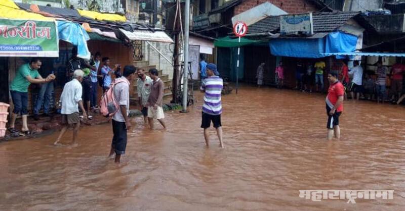Konkan, Chiplun, Rajapur, vashishta river, Heavy Rain