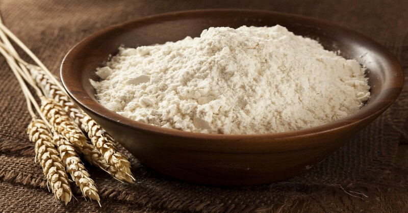 Flour, purity test, Good health