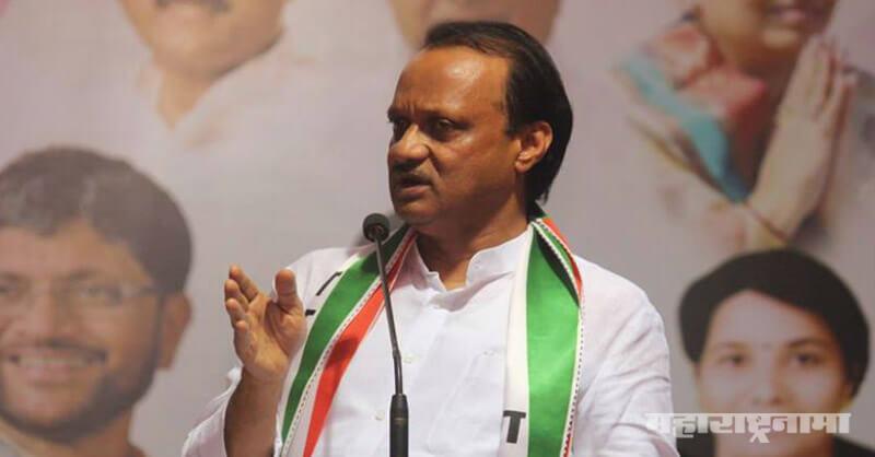 NCP, Sharad Pawar, Ajit Pawar, MP Sanjay Raut
