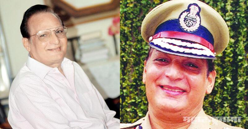 IPS Arvind Inamdar, DGP Arvind Inamdar, Mumbai Police, Maharashtra Police