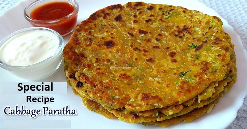 Gobi Dhapate recipe in Marathi