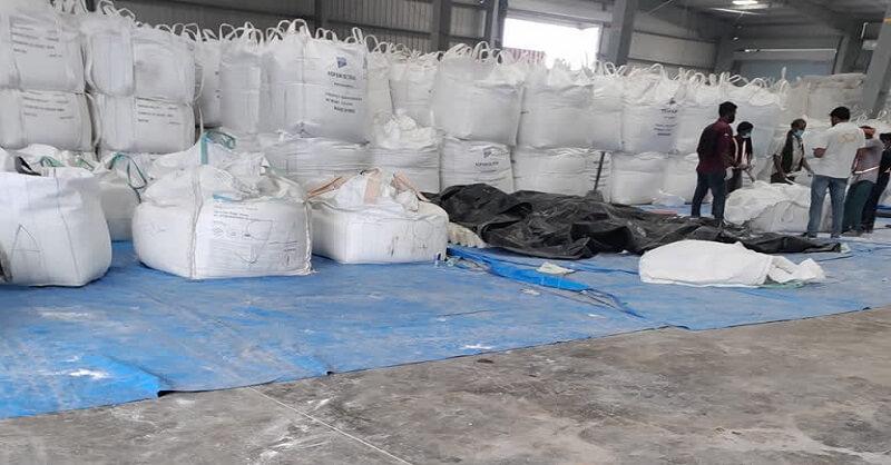 Heroin seized from Gujarat Mundra port