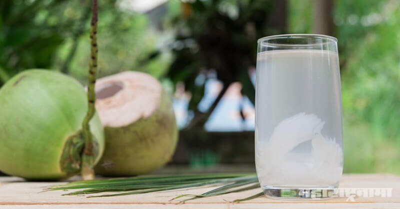 When to drinks, coconut water, health article