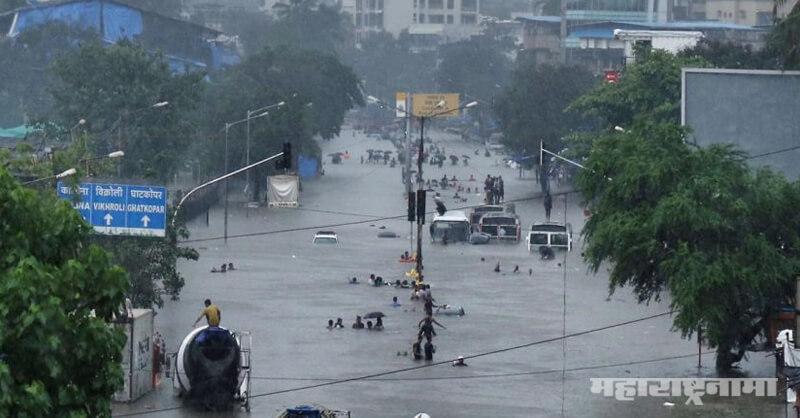Mumbai, Raigad, Heavy Rain
