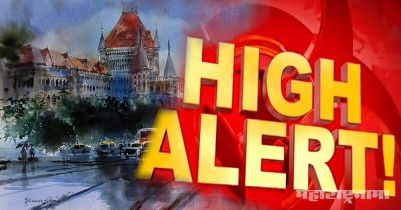 High alert, pulwama attack, pakistan, School buses, school children hijacking, best buses, mumbai railway, public places, digital newspaper, maharashtranama, marathi newspaper