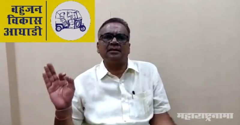 MLA Hitendra Thakur, Shivsena, BJP