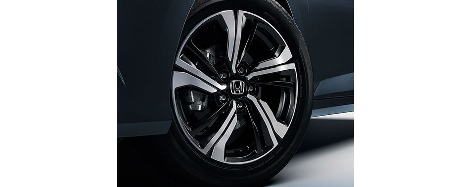 honda civic-wheel
