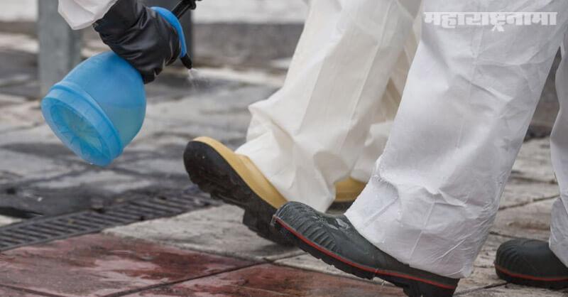 Corona Virus, disinfect shoes, Covid 19