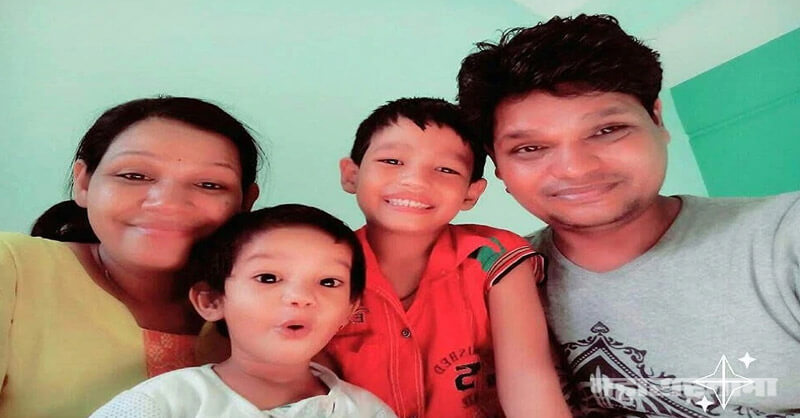 Nagpur, Family Suicide