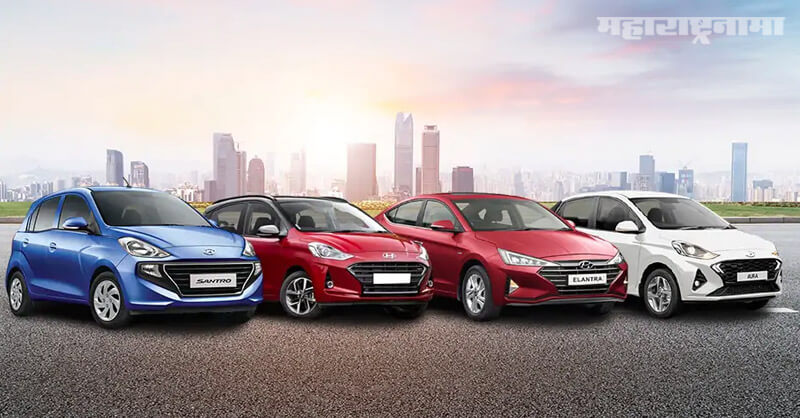 Hyundai Santro, Grand I10, Aura cars, Auto News