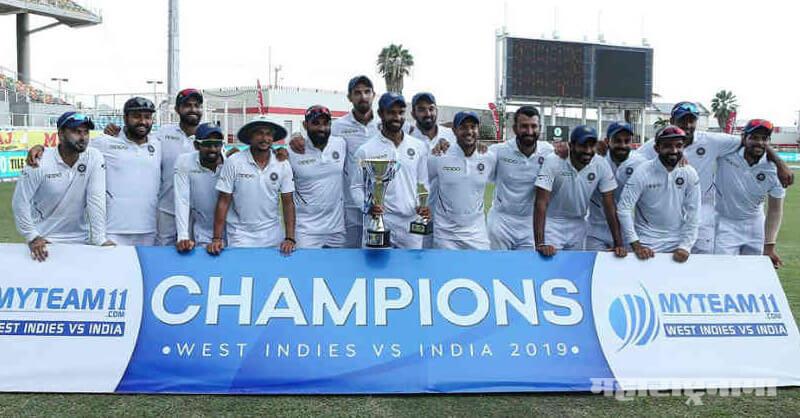 Indian Cricket Team, West Indies Cricket Team, BCCI, ICC International Cricket