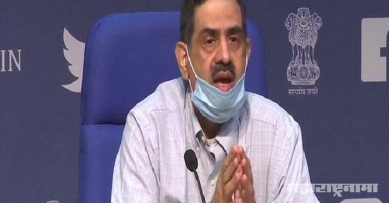 Corona Pandemic, ICMR DG Balram Bhargava